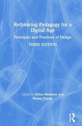 Rethinking Pedagogy for a Digital Age: Principles and Practices of Design book cover