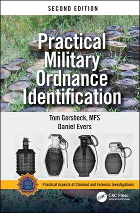 Practical Military Ordnance Identification, Second Edition: 2nd Edition (Hardback) book cover