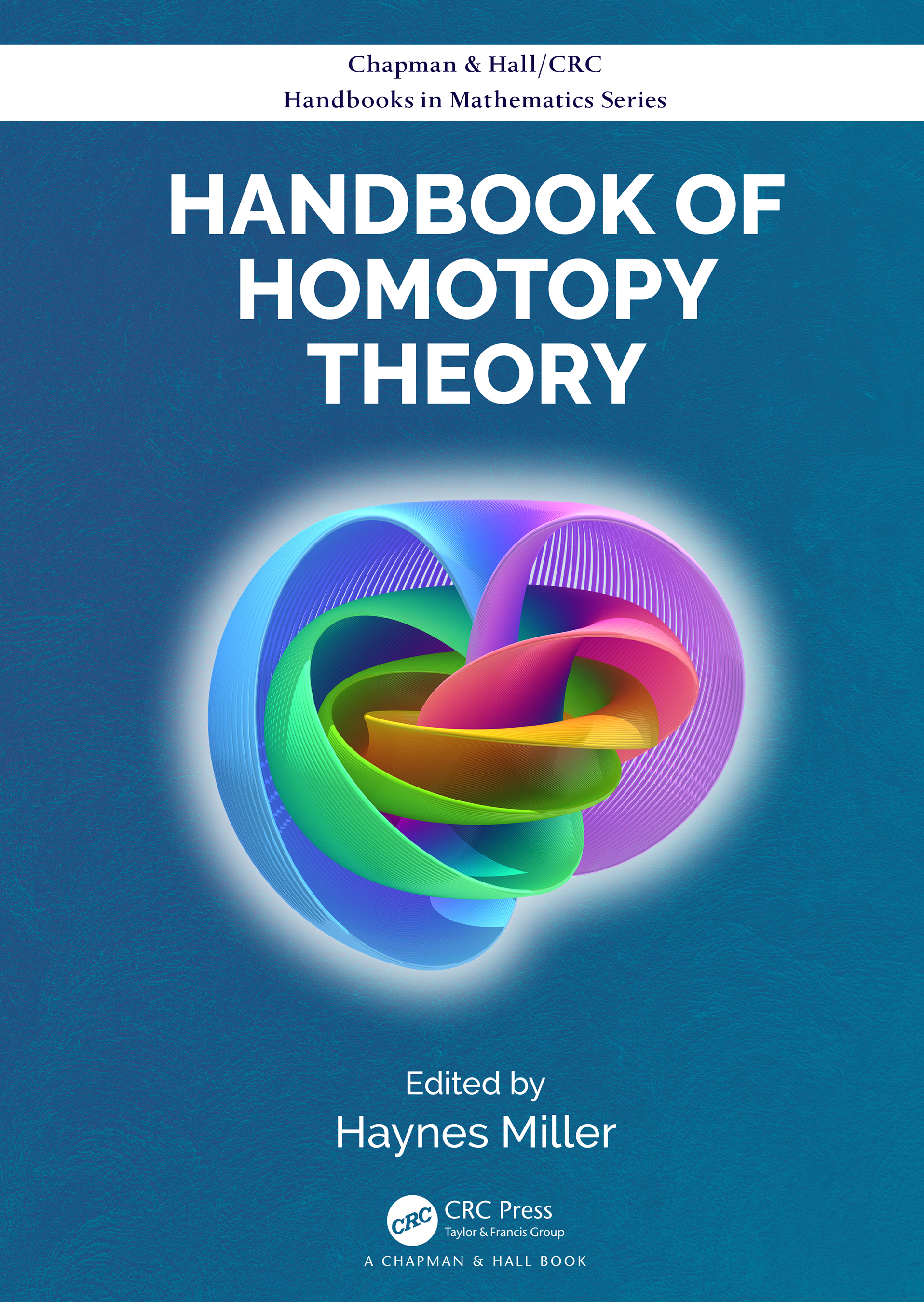 Handbook of Homotopy Theory book cover