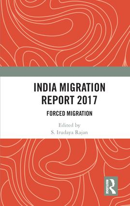 India Migration Report 2017: Forced Migration (Hardback) book cover