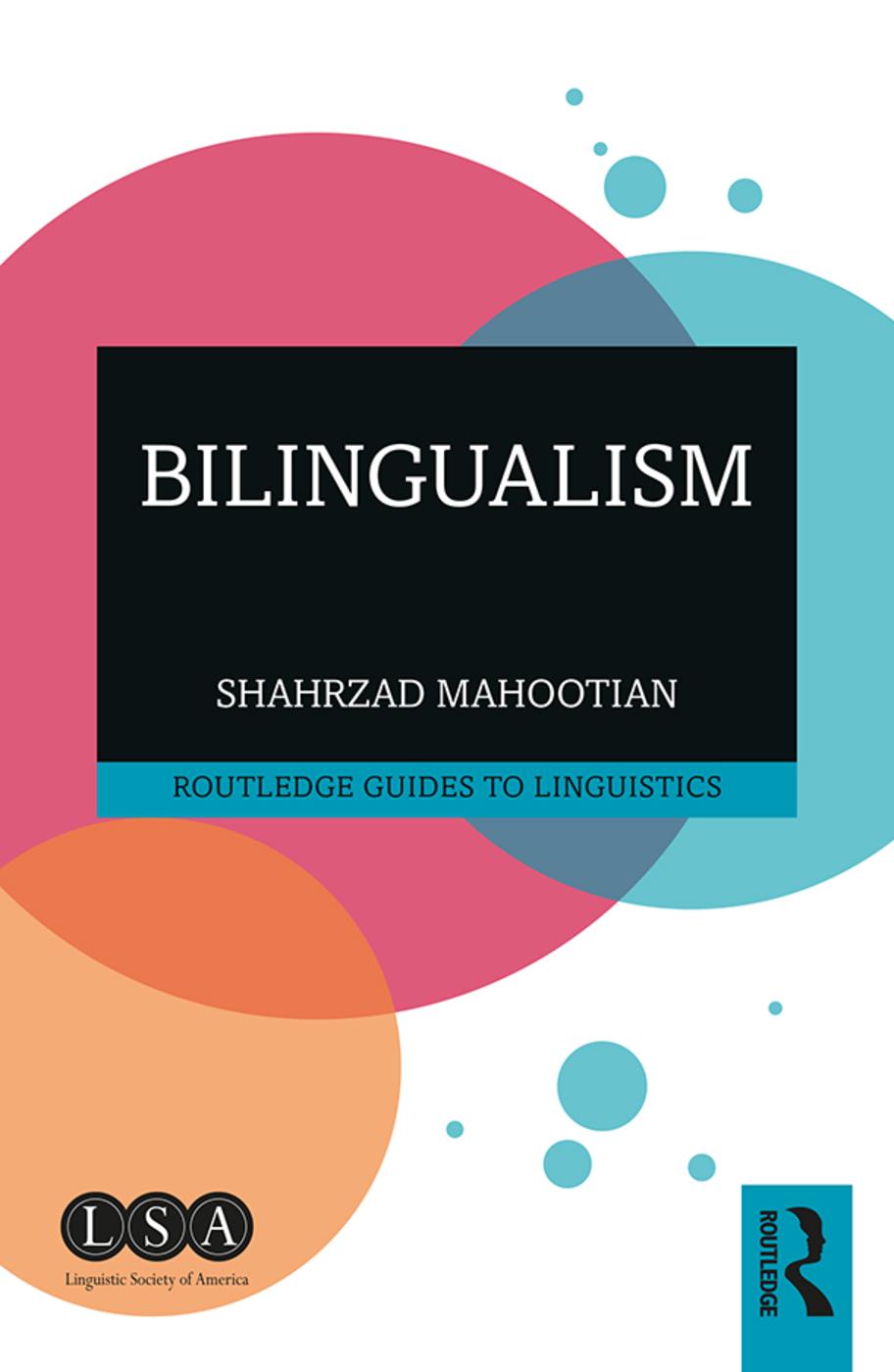 Bilingualism book cover