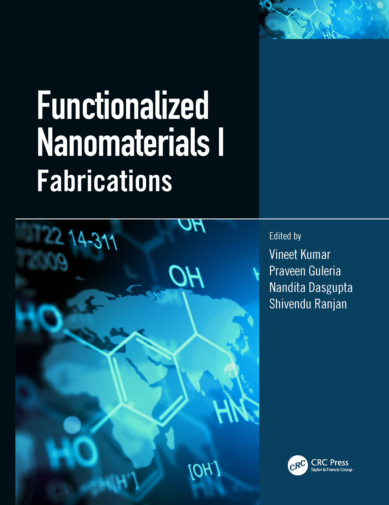 Functionalized Nanomaterials I: Fabrications book cover