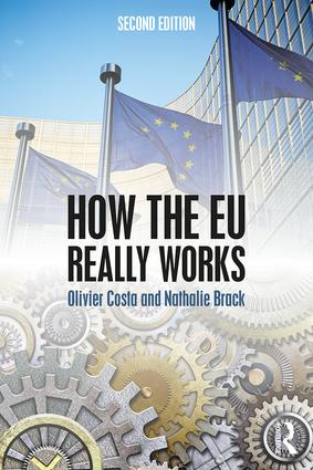 How the EU Really Works book cover