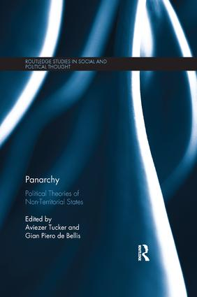 Panarchy: Political Theories of Non-Territorial States, 1st Edition (e-Book) book cover