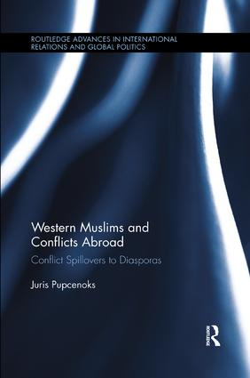 Western Muslims and Conflicts Abroad: Conflict Spillovers to Diasporas book cover