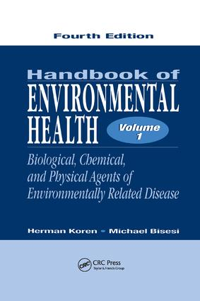 Handbook of Environmental Health, Volume I