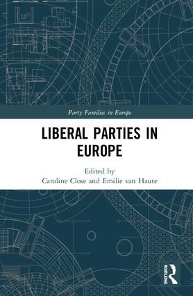 Liberal Parties in Europe book cover