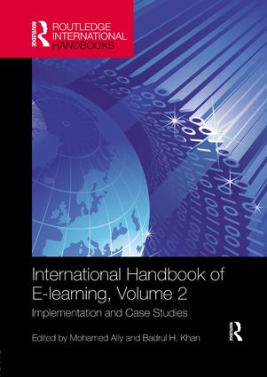 International Handbook of E-Learning Volume 2: Implementation and Case Studies, 1st Edition (Paperback) book cover