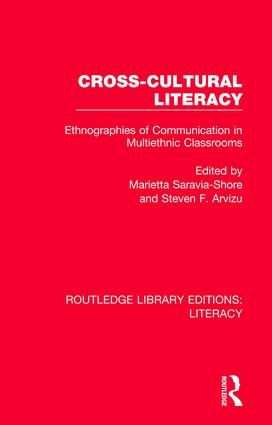 Cross-cultural Literacy: Ethnographies of Communication in Multiethnic Classrooms book cover