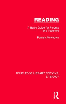 Reading: A Basic Guide for Parents and Teachers book cover