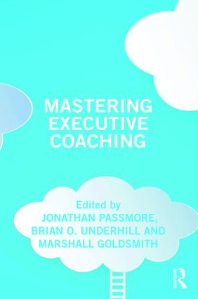 Mastering Executive Coaching book cover