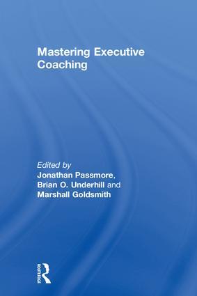 Mastering Executive Coaching book cover