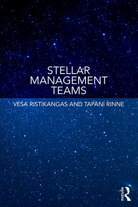 Stellar Management Teams: 1st Edition (Paperback) book cover