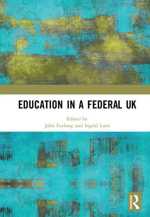 Education in a Federal UK book cover