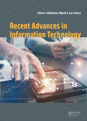 Recent Advances in Information Technology book cover