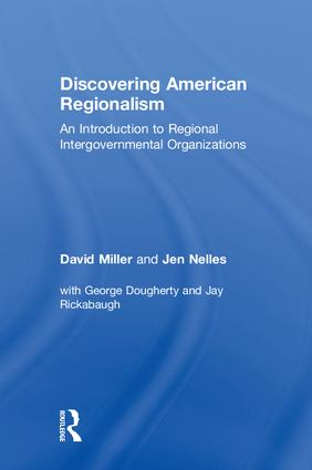 Discovering American Regionalism: An Introduction to Regional Intergovernmental Organizations (Hardback) book cover