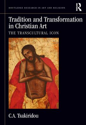 Tradition and Transformation in Christian Art: The Transcultural Icon book cover