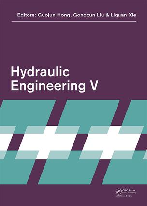 Hydraulic Engineering V: Proceedings of the 5th International Technical Conference on Hydraulic Engineering (CHE V), December 15-17, 2017, Shanghai, PR China, 1st Edition (Hardback) book cover