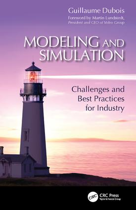 Modeling and Simulation: Challenges and Best Practices for Industry, 1st Edition (Hardback) book cover