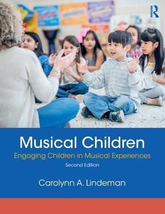 Musical Children: Engaging Children in Musical Experiences, 2nd Edition (Paperback) book cover