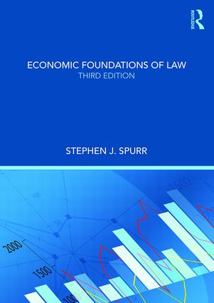 Economic Foundations of Law book cover