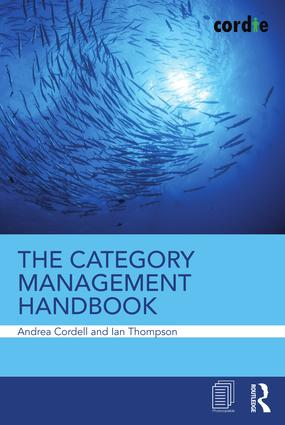 The Category Management Handbook book cover
