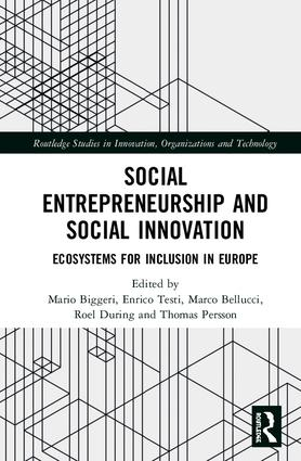 Social Entrepreneurship and Social Innovation: Ecosystems for Inclusion in Europe book cover