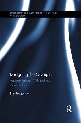 Designing the Olympics: Representation, Participation, Contestation book cover