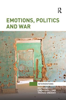 Emotions, Politics and War book cover