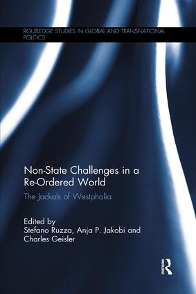 Non-State Challenges in a Re-Ordered World: The Jackals of Westphalia book cover