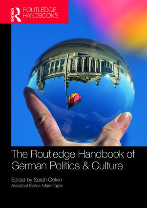 The Routledge Handbook of German Politics & Culture book cover