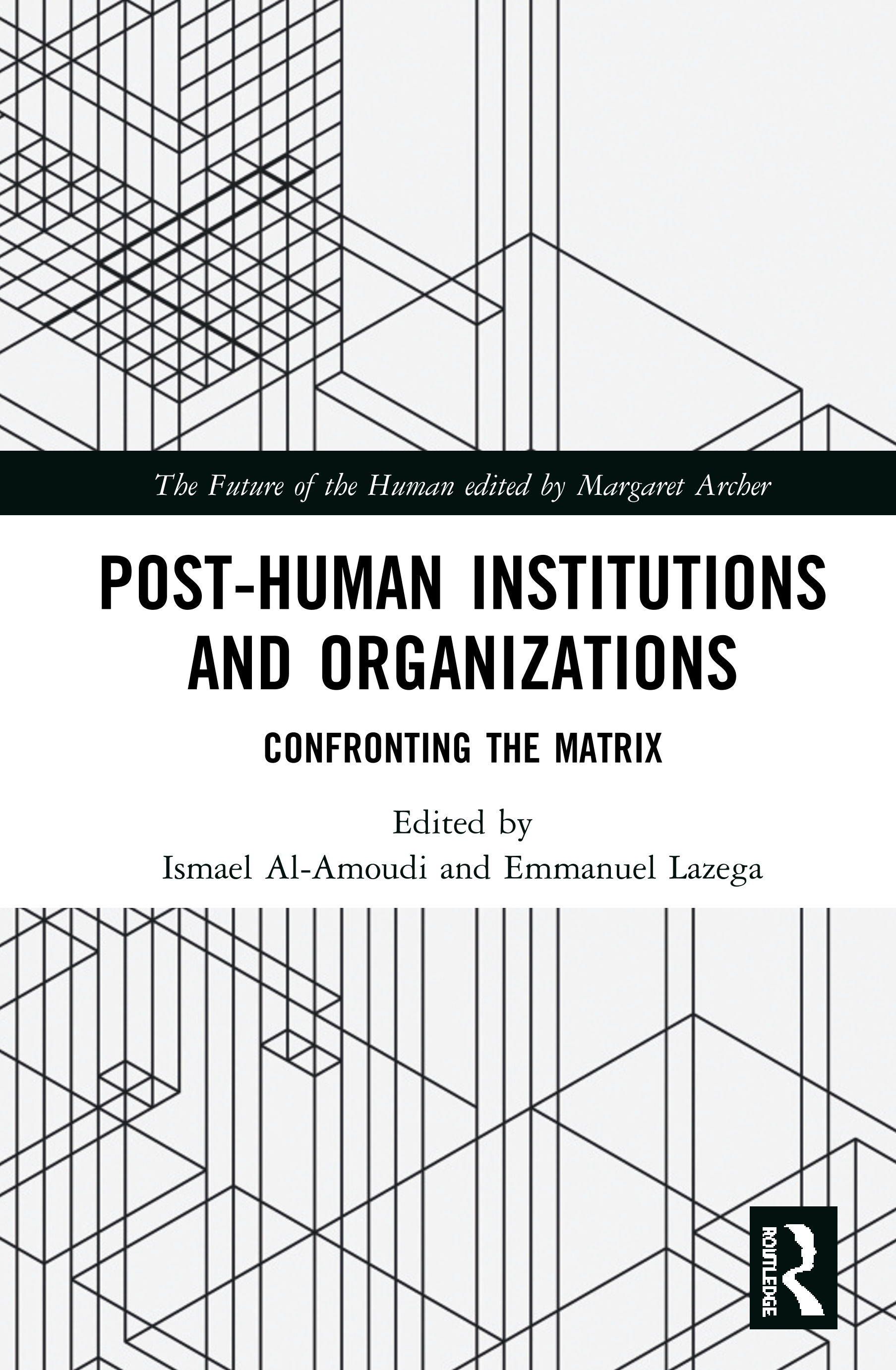 Post-Human Institutions and Organizations: Confronting the Matrix book cover