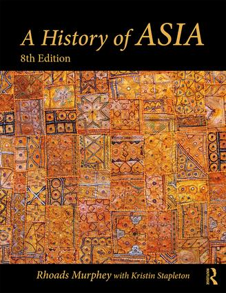 A History of Asia book cover