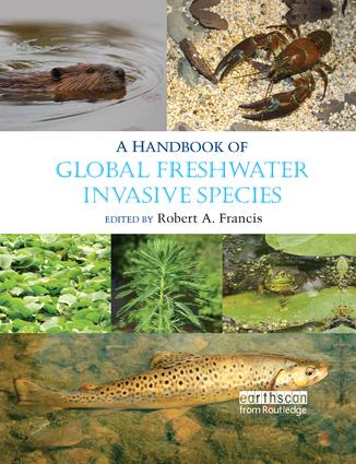 A Handbook of Global Freshwater Invasive Species book cover