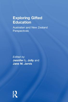 Exploring Gifted Education: Australian and New Zealand Perspectives, 1st Edition (Hardback) book cover