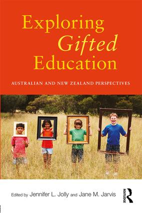 Exploring Gifted Education: Australian and New Zealand Perspectives book cover