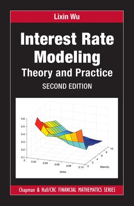 Interest Rate Modeling: Theory and Practice, Second Edition, 2nd Edition (Hardback) book cover