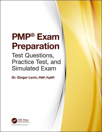 PMP® Exam Preparation: Test Questions, Practice Test, and Simulated Exam, 1st Edition (Paperback) book cover