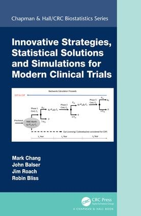 Innovative Strategies, Statistical Solutions and Simulations for Modern Clinical Trials book cover