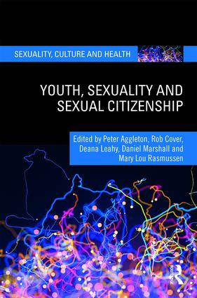 Youth, Sexuality and Sexual Citizenship book cover