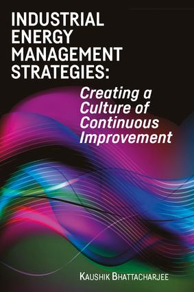 Industrial Energy Management Strategies: Creating a Culture of Continuous Improvement book cover