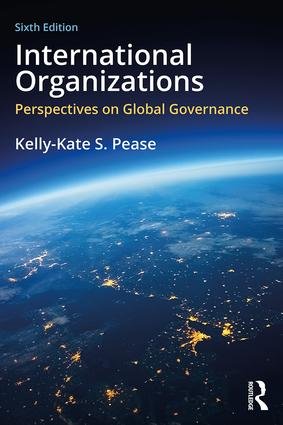 International Organizations: Perspectives on Global Governance book cover