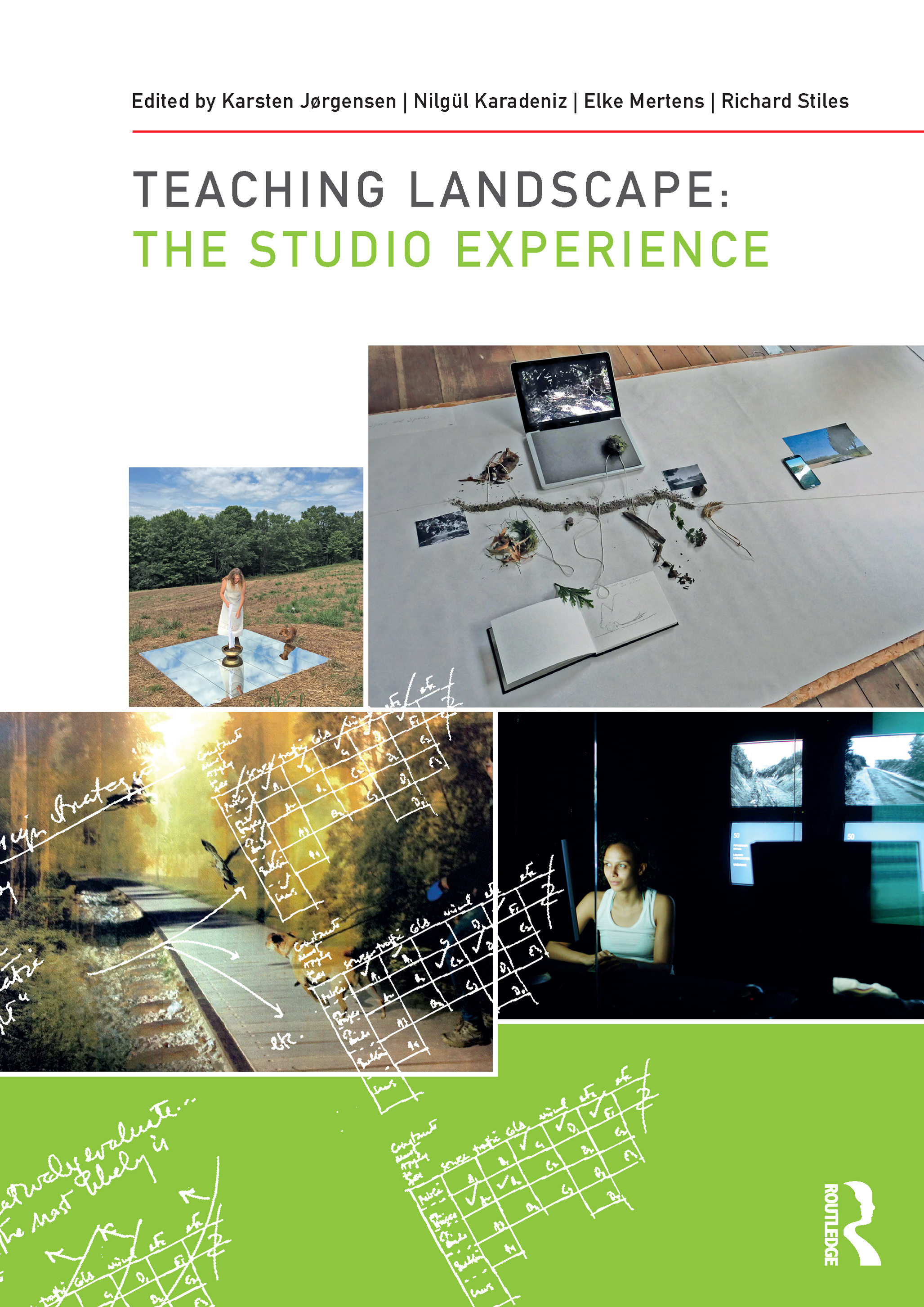 Teaching Landscape: The Studio Experience, 1st Edition (Hardback) book cover