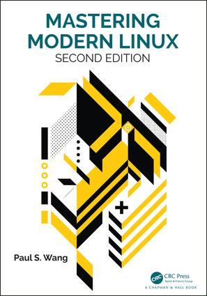 Mastering Modern Linux: 2nd Edition (Paperback) book cover