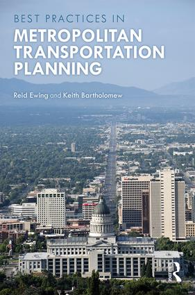 Metropolitan Transportation Planning: New Advances, Approaches, and Best Practices book cover