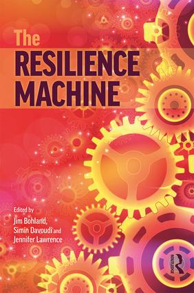 The Resilience Machine book cover