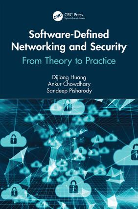 Software-Defined Networking and Security: From Theory to Practice, 1st Edition (Hardback) book cover