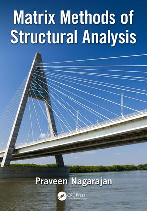 Matrix Methods of Structural Analysis: 1st Edition (Hardback) book cover