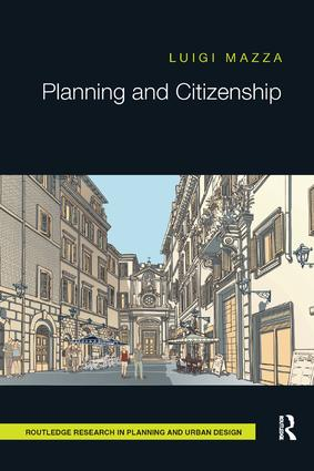 Planning and Citizenship book cover