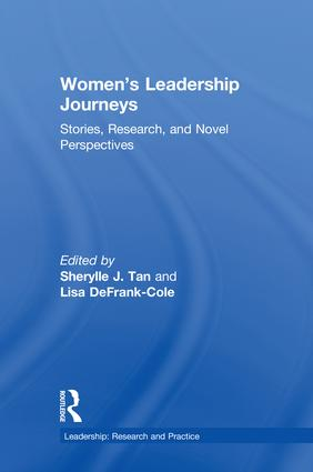 Women's Leadership Journeys: Stories, Research, and Novel Perspectives (Hardback) book cover